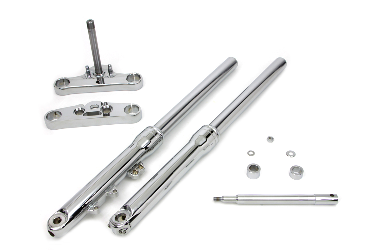 49mm Fork Assembly Kit For Harley Davidson Motorcycles By