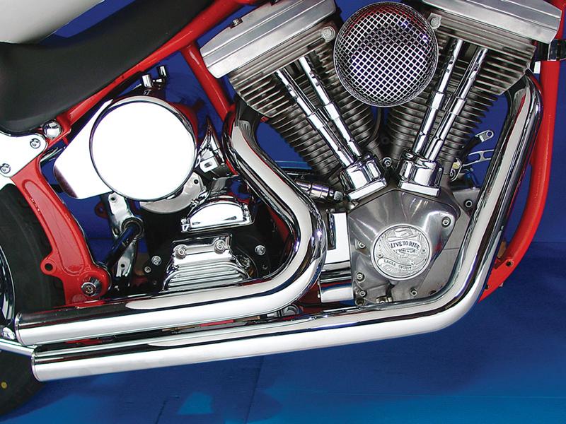 details about wyatt gatling short stuff exhausts for harley davidson softail 1984 2006