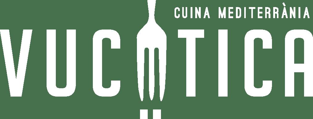 VUCÄTICA Lleida. Restaurant Mediterrani logo