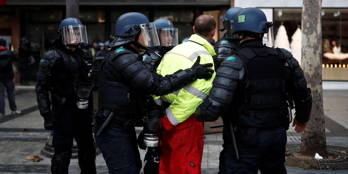 Gilets jaunes : la Justice est là pour rendre la Justice. Pas pour rétablir l'ordre.