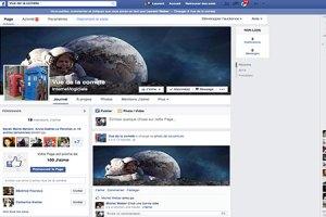 <h3>Suivez moi sur Facebook</h3>