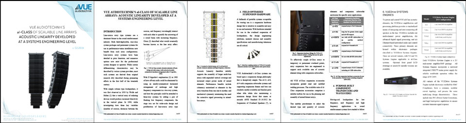 Want To Understand The Latest Developments In Line Array Technology?  Download The ACOUSTIC LINEARITY White Paper.