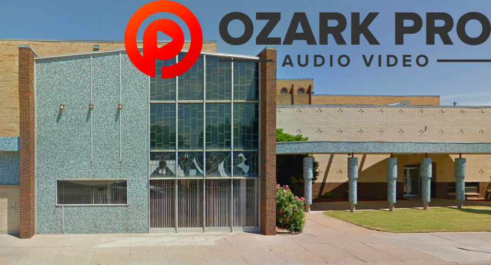Ozark Pro AV VUE Demo – October 2nd, 2018 — VUE Audiotechnik