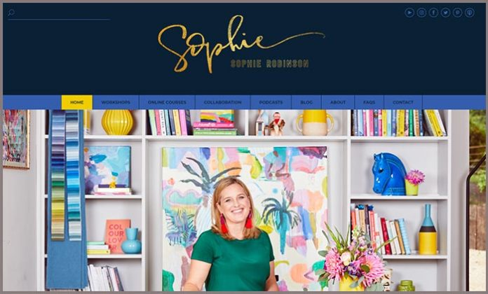 Sophie Robinson
