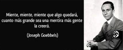 Miente, miente y miente más, la regla de nuestros políticos - www.vueloalalibertad.com