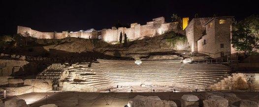 Teatro Romano. Imagen: ©depostphotos.com/ StevanZZ