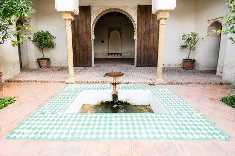 Alcazaba, Málaga. Imagen: ©depositphotos.com/pabkov
