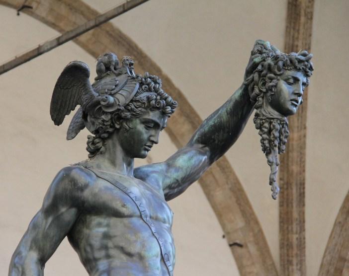 El Perseo de Cellini – Imagen: ©depositphotos.com/Filk47