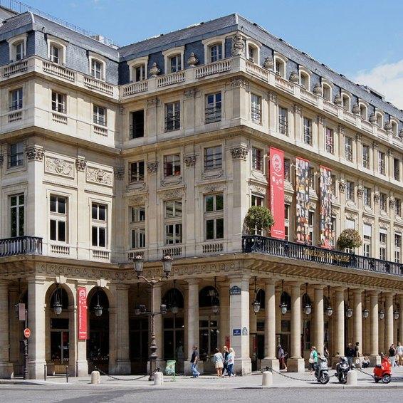 Place du Théatre Français por Rog01 (CC BY-SA 2.0)