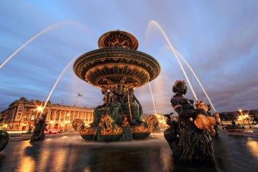 Place Concorde Foto: ©depositphotos/netfalls
