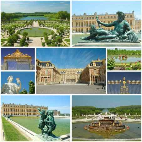 Versalles, una sucesión de bellezas - Imagen: ©depositphotos.com/Isantilli