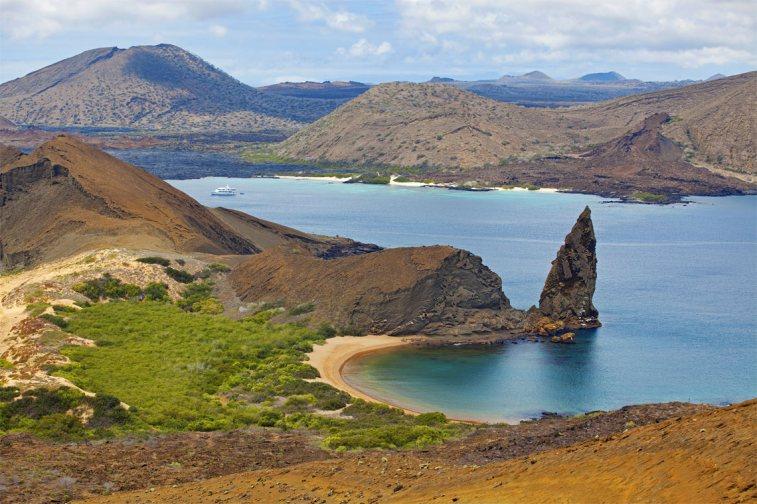 Roca Pináculo, Isla Bartolome, Galapagos