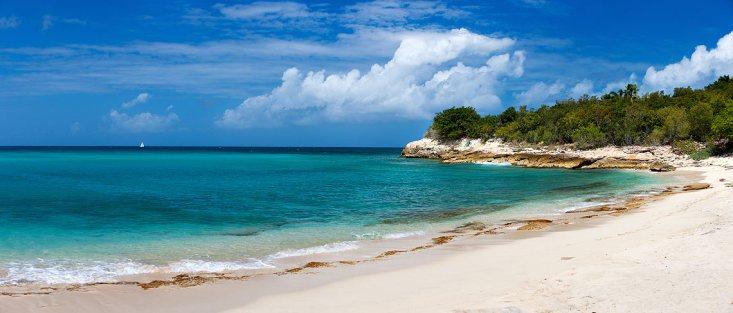 Hermosa Playa en St Martin