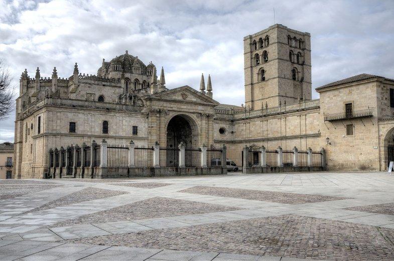 Catedral, Zamora