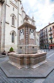 Pza. Catedral Casco Viejo Foto: ©depositphotos/Davpe