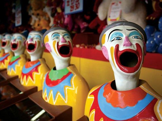 Clowns Foto: ©depositphotos/sumners