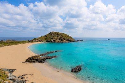 Menorca, Cala Sa Mesquida