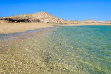 Las playas de Sotavento, Fuerteventura
