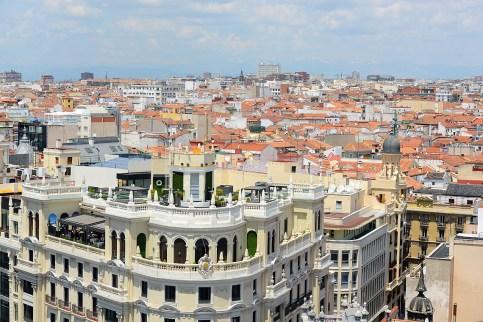De Madrid Al Cielo 15 Lugares Para Ver Madrid Desde Arriba