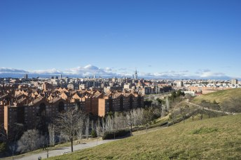 Vista de la ciudad desde el cerro del Tío Pío - Imagen: ©depositphotos.com/outsiderzone