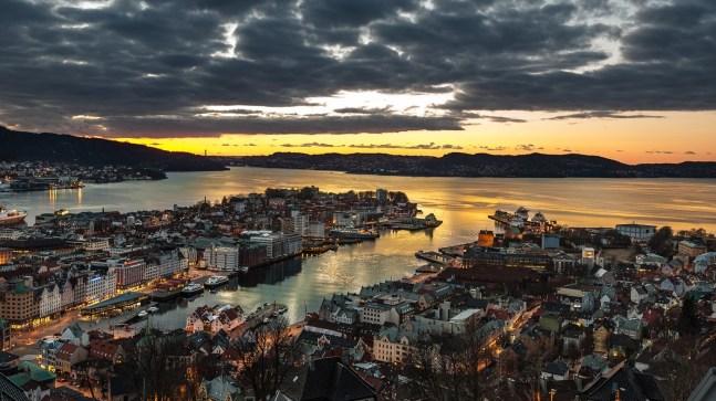 Vistas de Bergen