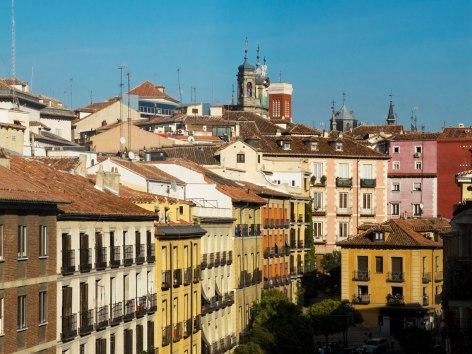 Vista del barrio de La Latina - Imagen: ©depositphotos/photooiasson