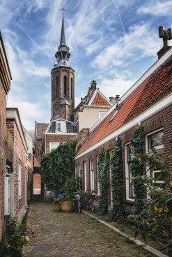 Calle en Utrecht
