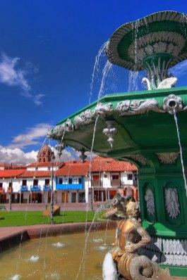 Plaza Mayor, Cuzco