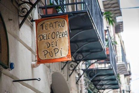 Teatro de la Opera dei Pupi di Palermo