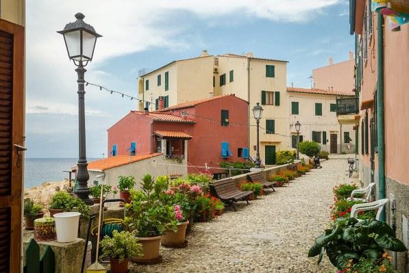 Marciana, el pueblo más antiguo de Elba
