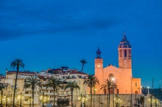 Sant Bartomeu i Santa Tecla, Sitges