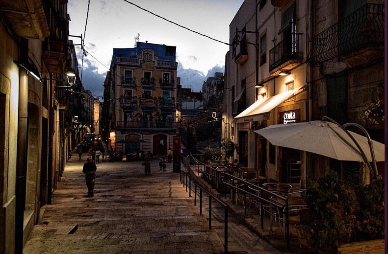 Tarragona: Plaça dels Sedassos - Foto: Raúl A. , CC BY 2.0 ND