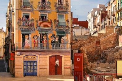 Tarragona: Plaça dels Sedassos - Foto: Jorge Franganillo , CC BY 2.0