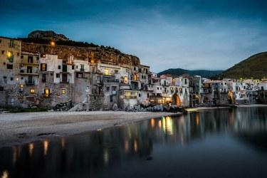 Cefalú, Italia.