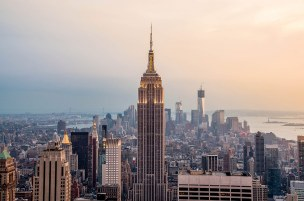 Empire State Building, Nueva York, EEUU.