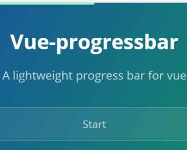 a-lightweight-progress-bar-for-vue