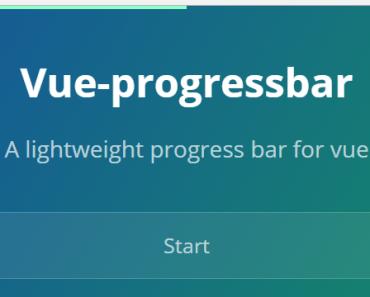 a-lightweight-progress-bar-for-vue