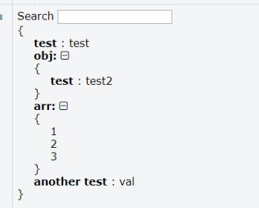 Vue.js 2 JSON Tree Viewer