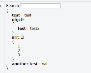 Vue.js 2 JSON Tree Viewer