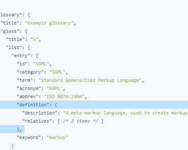 Vue.js JSON Tree Component