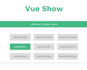 Vue Show