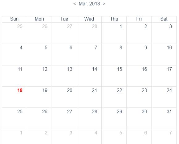 Vuetify Date Range Picker - Vue js Script