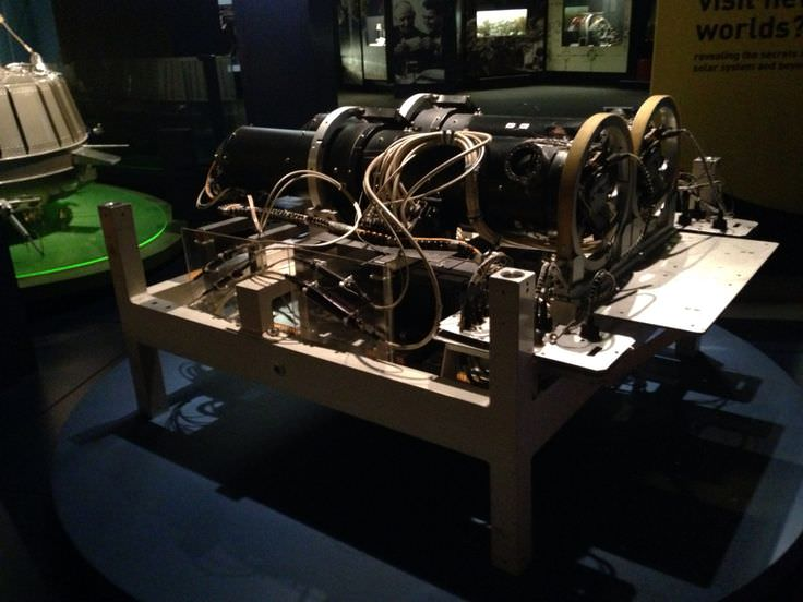 A Research to SPACE EXPLORATION - Science Museum -8