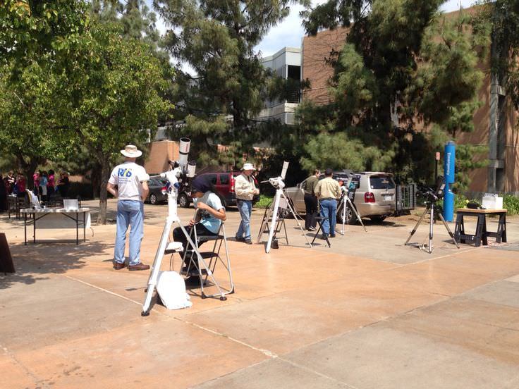 Astronomical Society Gathering - Society for Astronomical Science-7