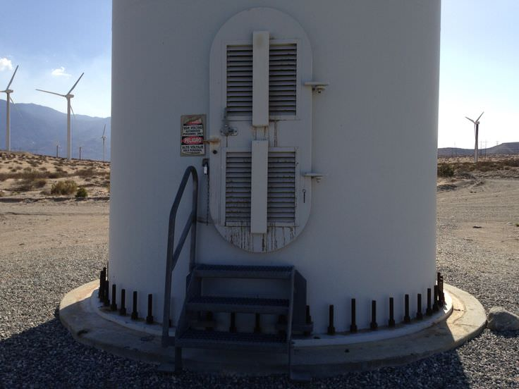 Trip to Huge Forest of Giant Wind Turbines-10