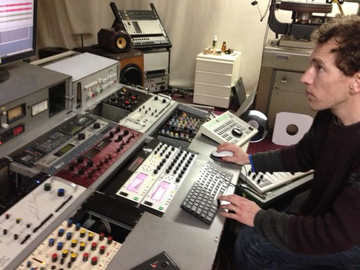 my first LP - a signal -16