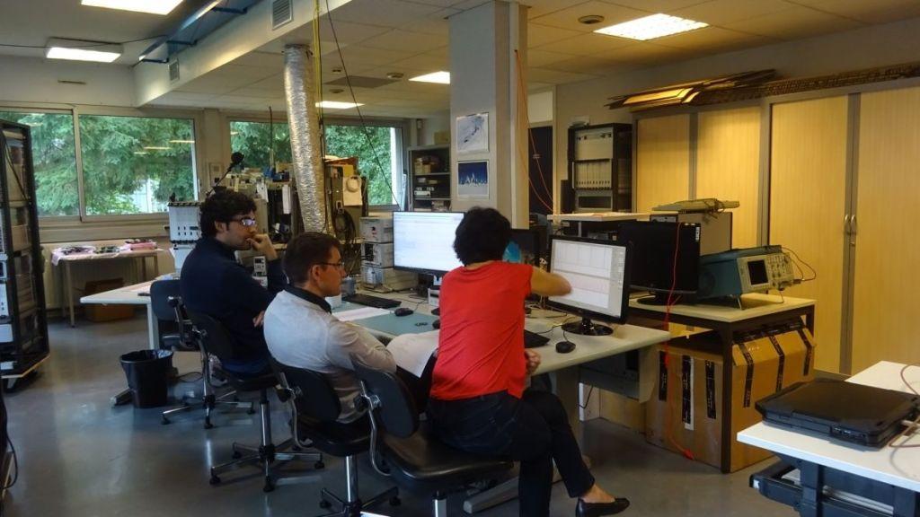 Research to IRAM - Institut de Radioastronomie Millimétrique - 16