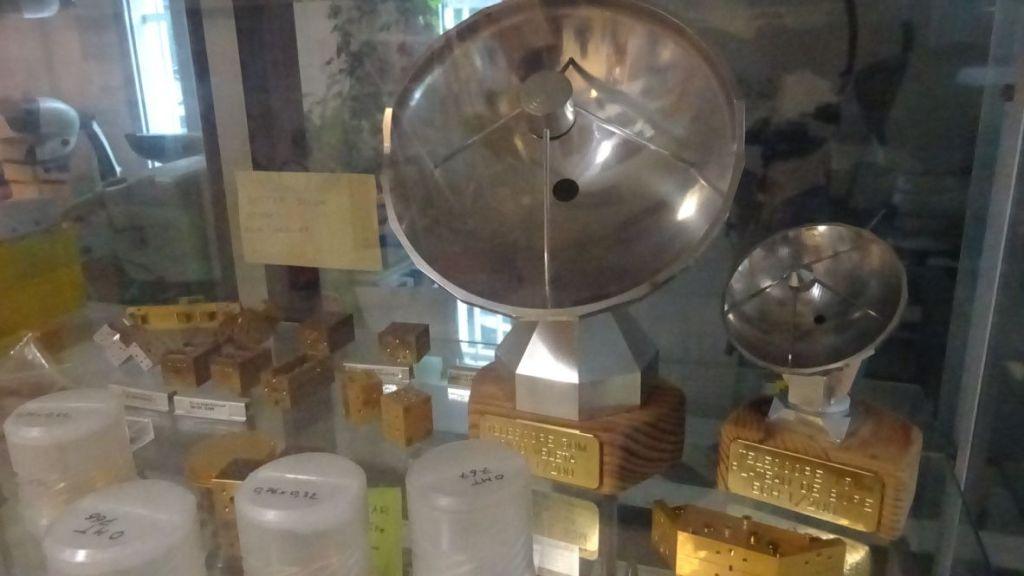 Research to IRAM - Institut de Radioastronomie Millimétrique - 7