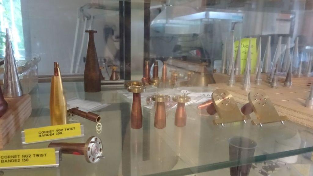 Research to IRAM - Institut de Radioastronomie Millimétrique - 9