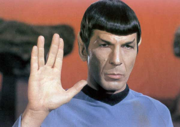 Minister Spock
